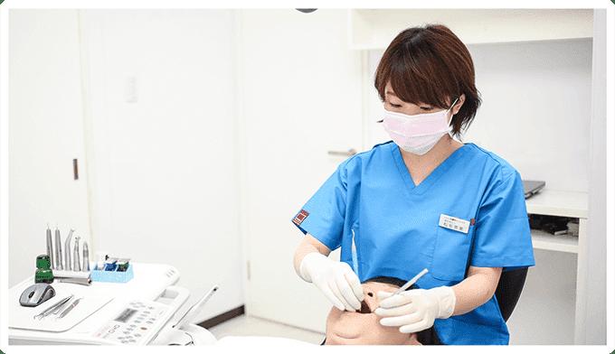 予防中心の歯科医院を目指して