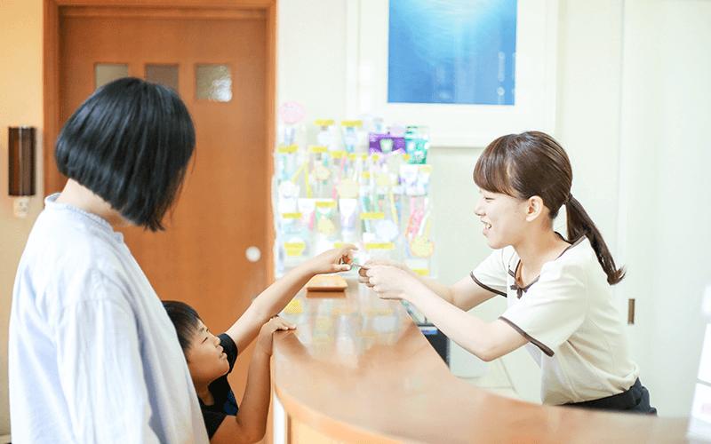 初診時の治療の流れ