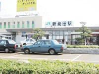 新発田駅よりよりアクセス